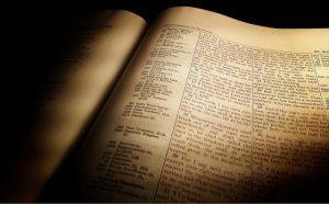 ¿Es necesario estudiar el Antiguo Testamento?