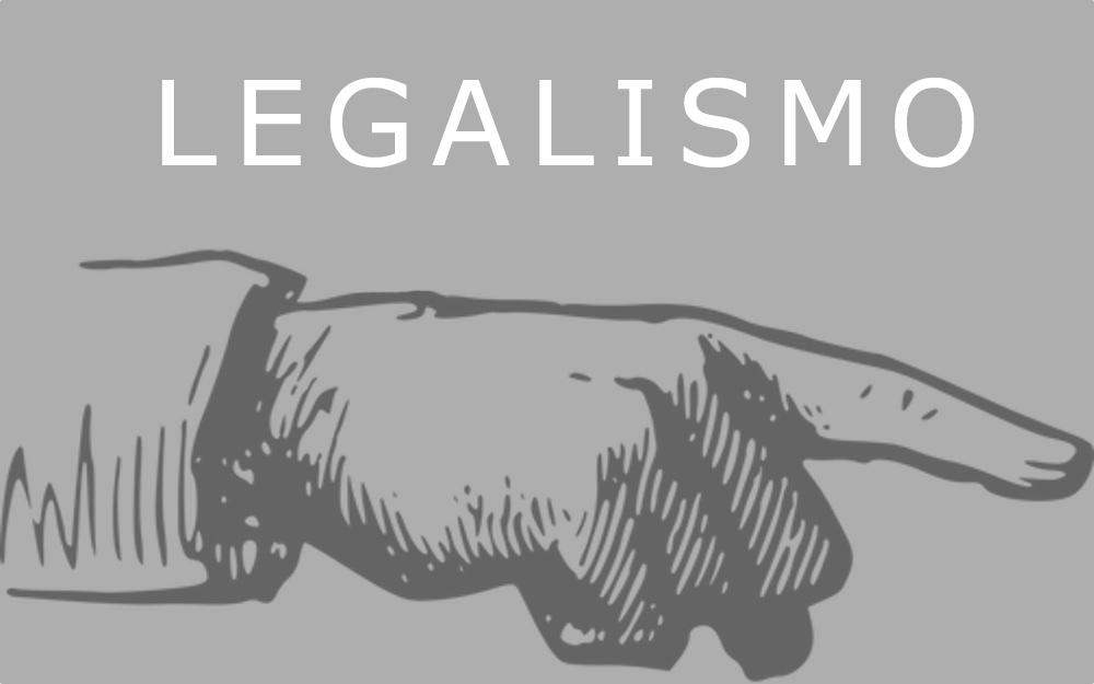 5 características de un legalista