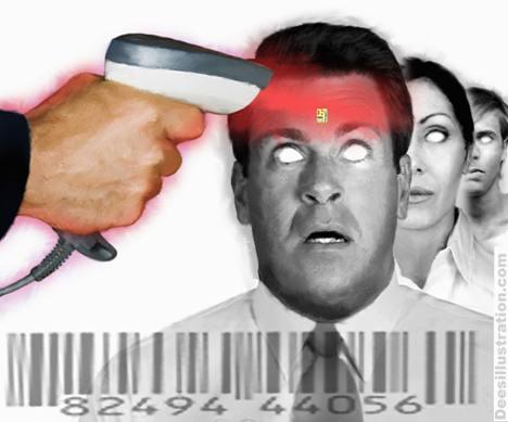 El microchip y la marca de la bestia
