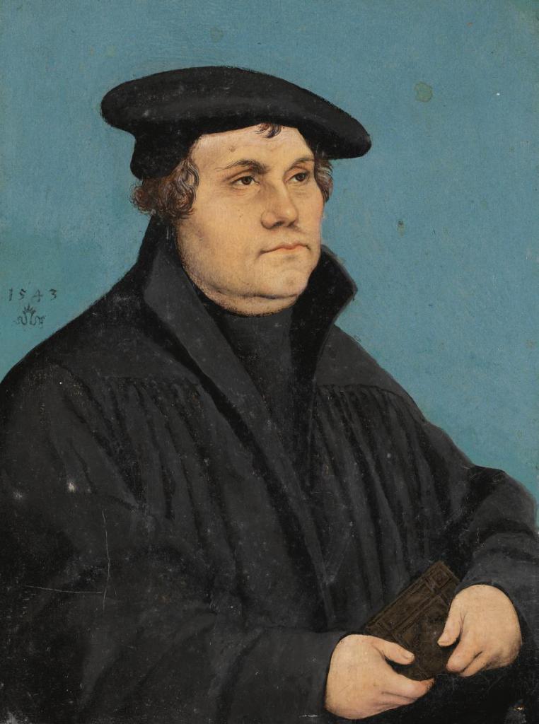 Martín Lutero y el estudio bíblico
