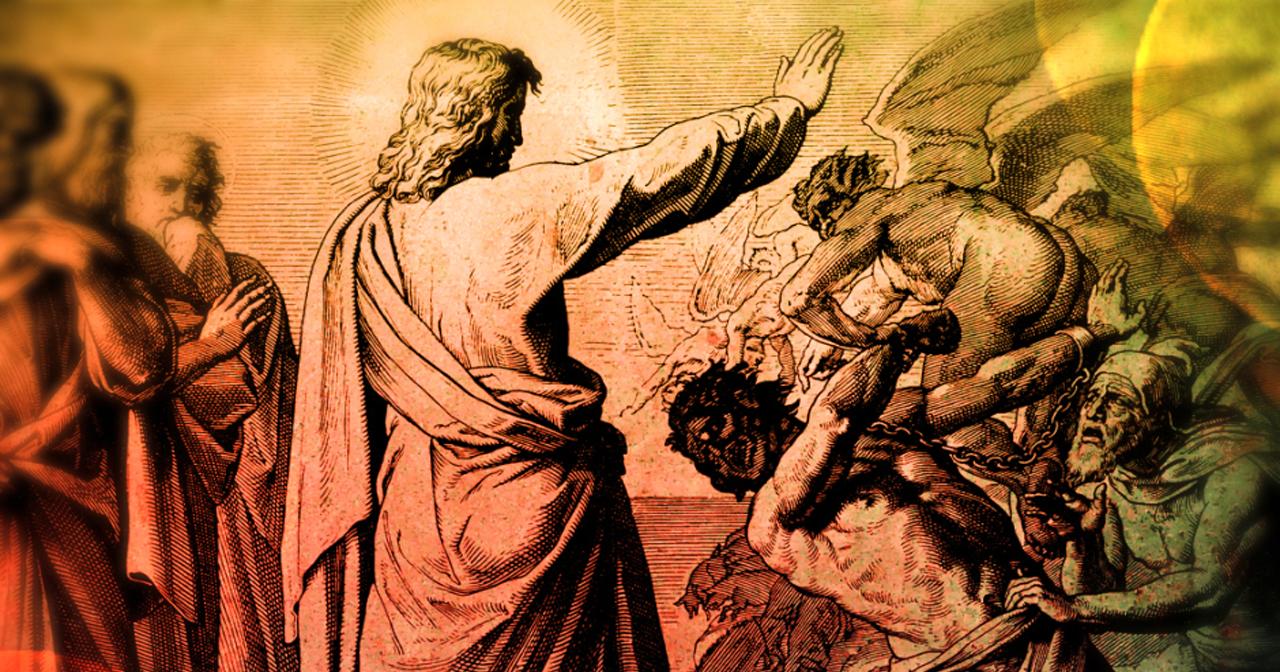 Jesús y los demonios