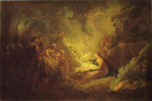 La encarnación de Jesús y el nuevo pacto